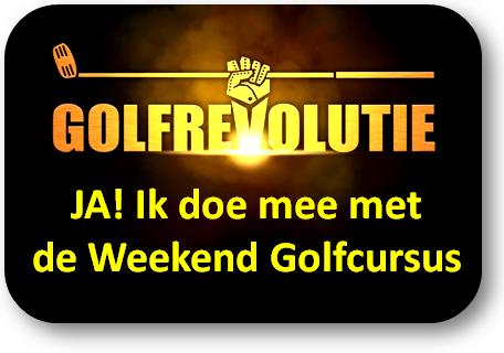 JA! Ik wil meedoen met het Golf Weekend